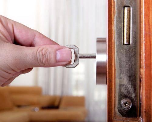 замочный ключ